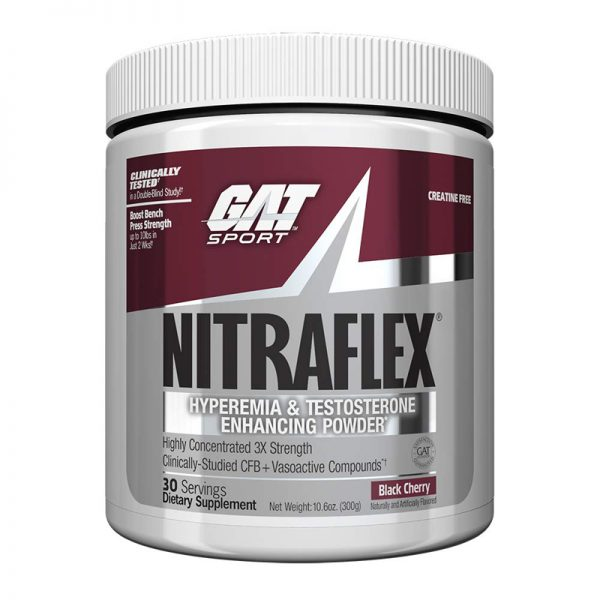 nitraflex black cherry