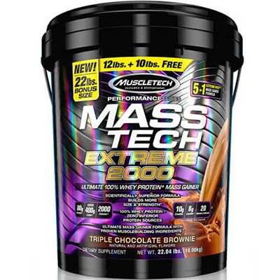 mass-tech-extreme-2000-22lbs-triple-chocolate